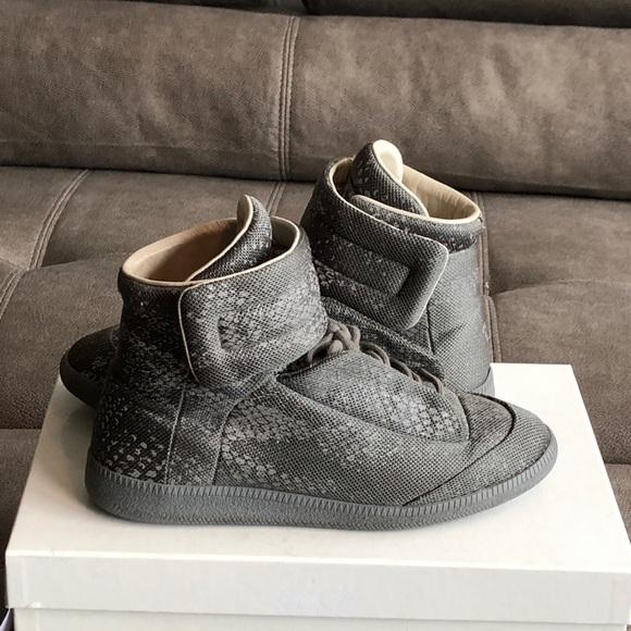 Maison Margiela Python Future Sneakers